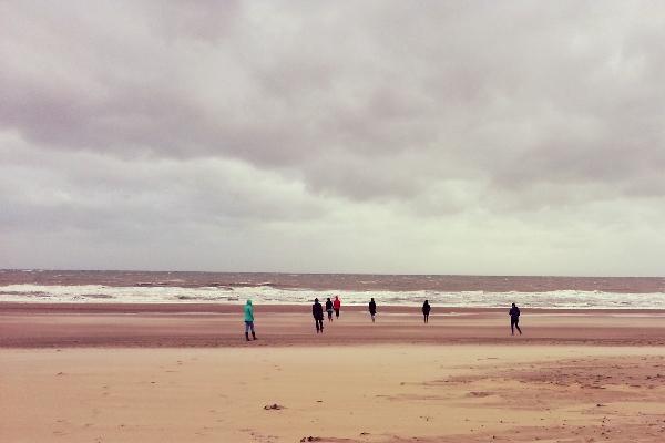 Lekker uitwaaien aan zee in Nederland