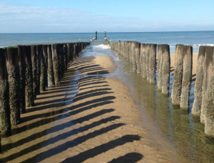 Stilteweekend aan Zee