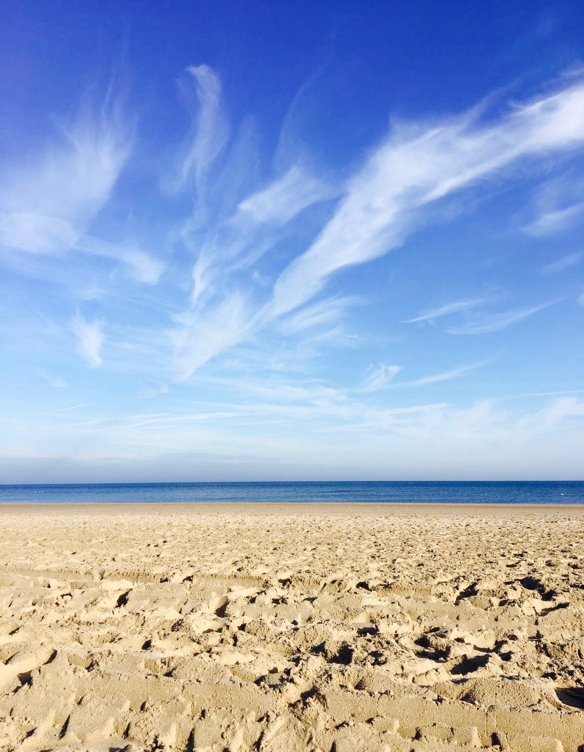 yoga retreat aan zee