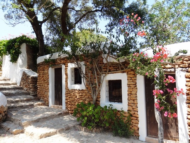 Yoga vakantie Ibiza locatie
