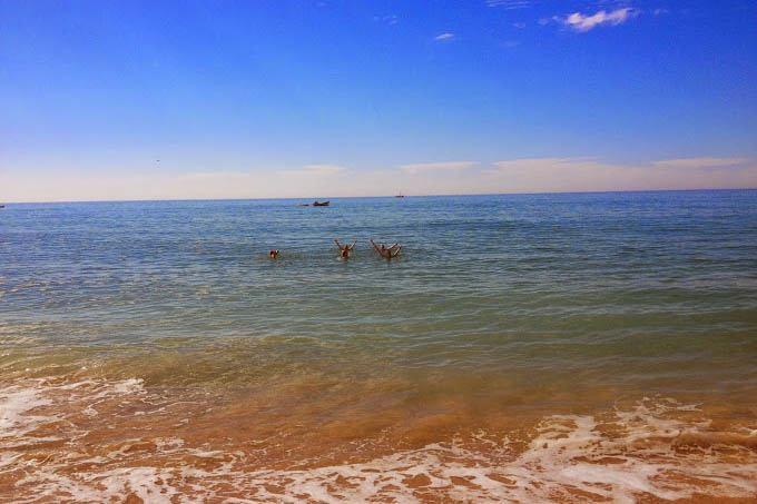 Yogavakantie aan zee