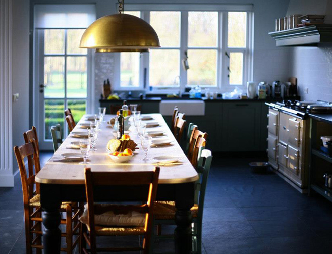 Stilteweekend keuken