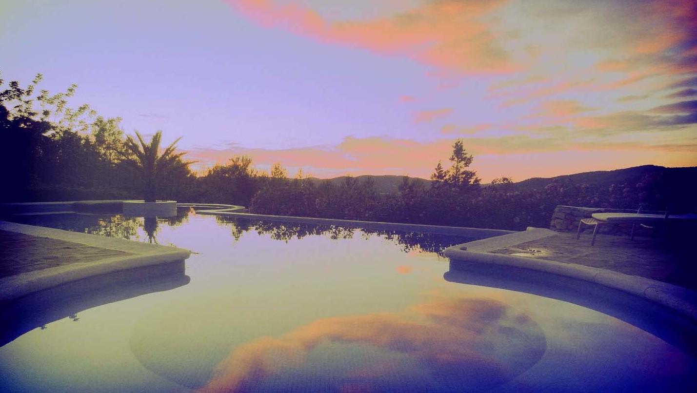Zwembad luxe villa vakantie