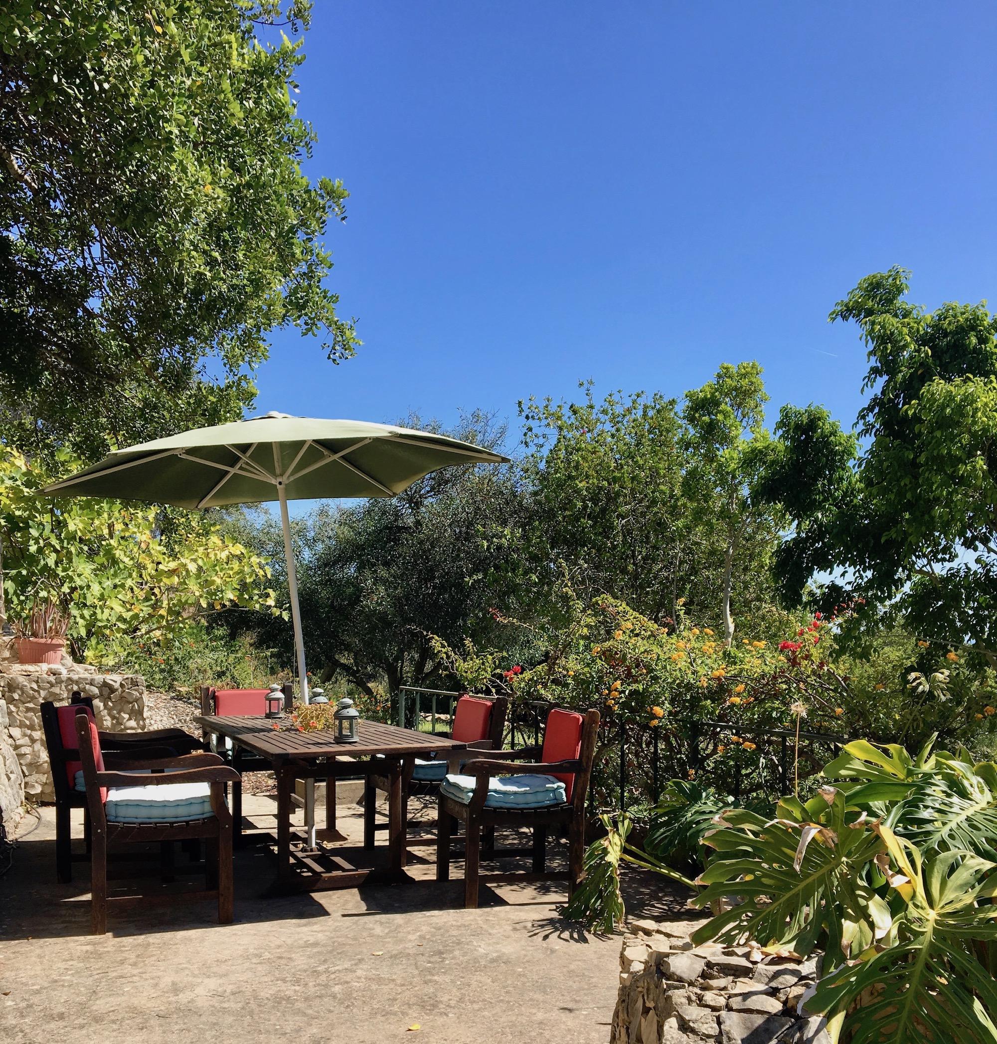 yoga week portugal vakantie